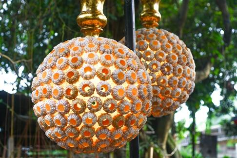 MARANG LAMP BY JOJO VITO REDUCED