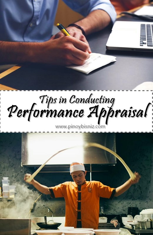 CONDUCTING EFFECTIVE PERFORMANCE APPRAISAL