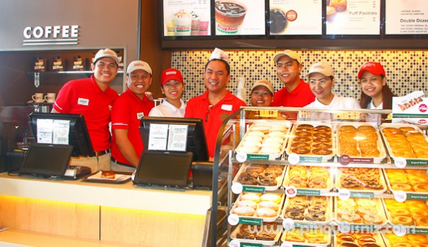 2 DAYS TO GO, OPENING OF KRISPY KREME BACOLOD
