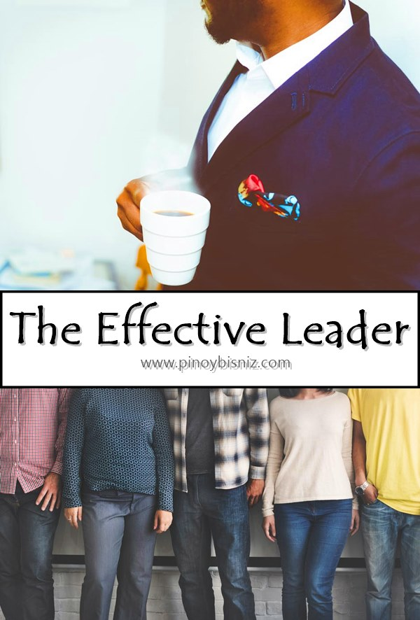 15 TRAITS OF AN EFFECTIVE LEADER