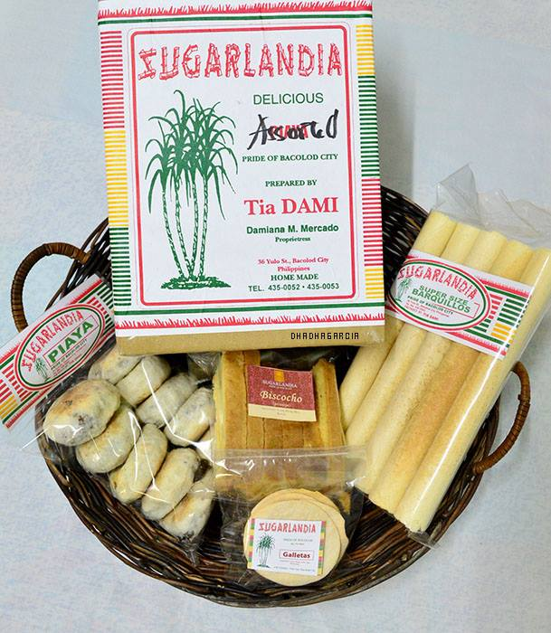 sugarlandia barquillos