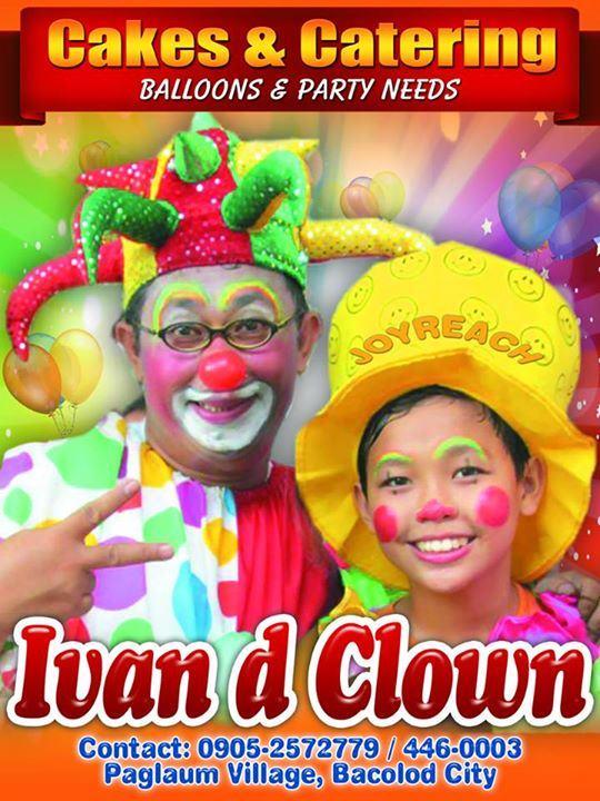 ivan d clown