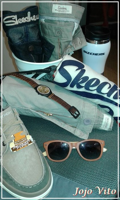 skechers collection , TRAVEL PACKING LIST
