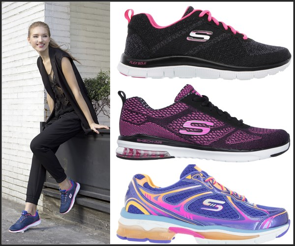 skechers sports women