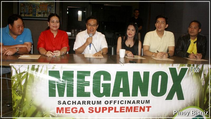Meganox Food Supplement