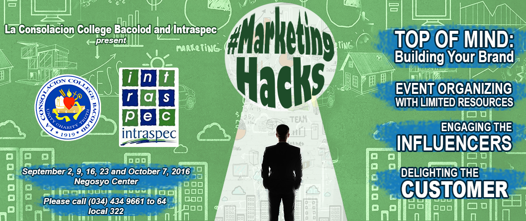 #MarketingHacks:  Strategies and Execution