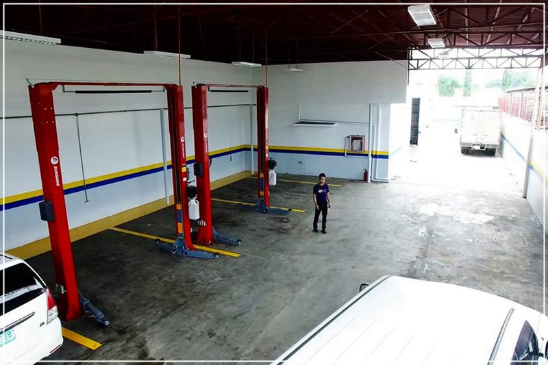 Bacolod-Singcang Goodyear Autocare