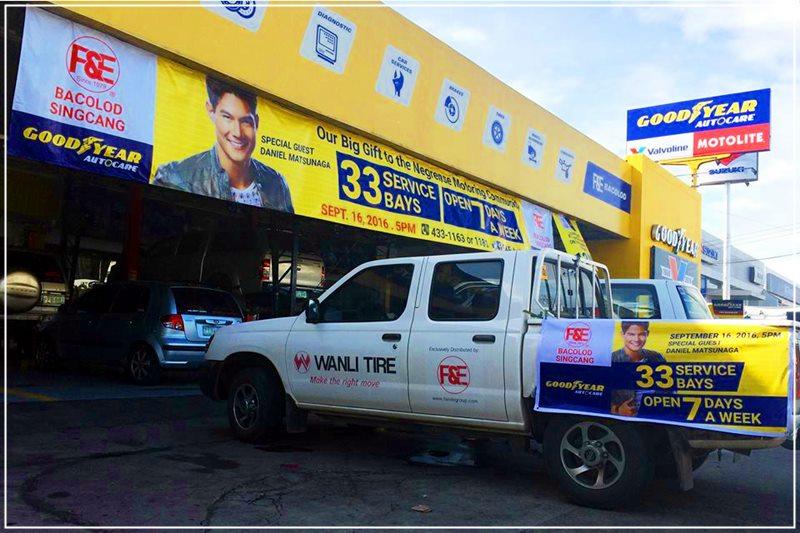 Bacolod-Singcang Goodyear Autocare