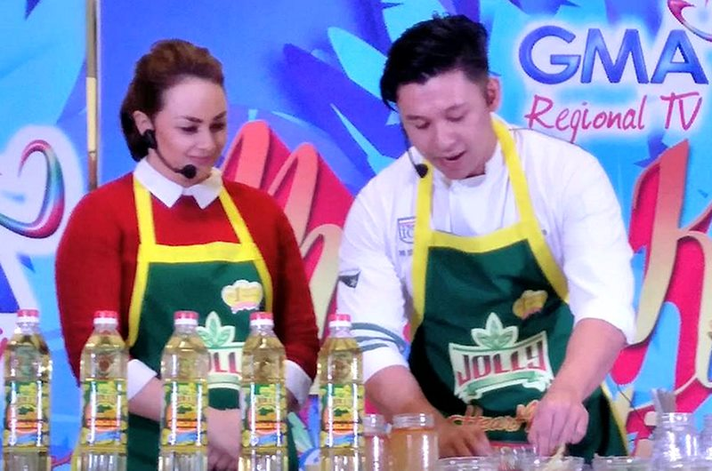 Donita Rose for Jolly Heart Mate Canola Oil