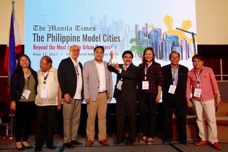 TOP PHILIPPINE MODEL CITY