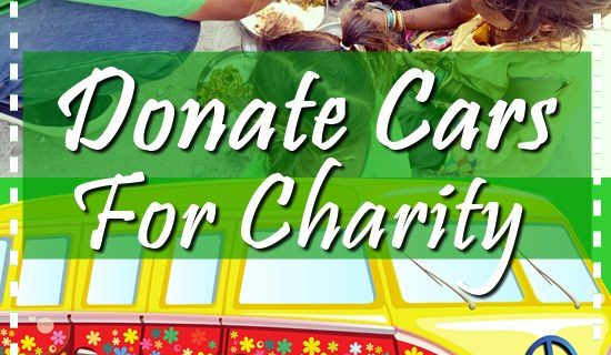 BE A HERO, DONATE OLD CARS FOR CHARITY