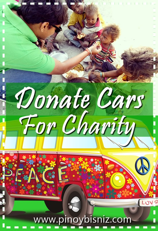 DONATE OLD CARS FOR CHARITY