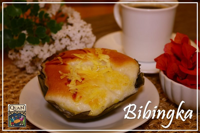 BACOLOD FOOD GUIDE | BIBINGKA | QUAN DELICACIES