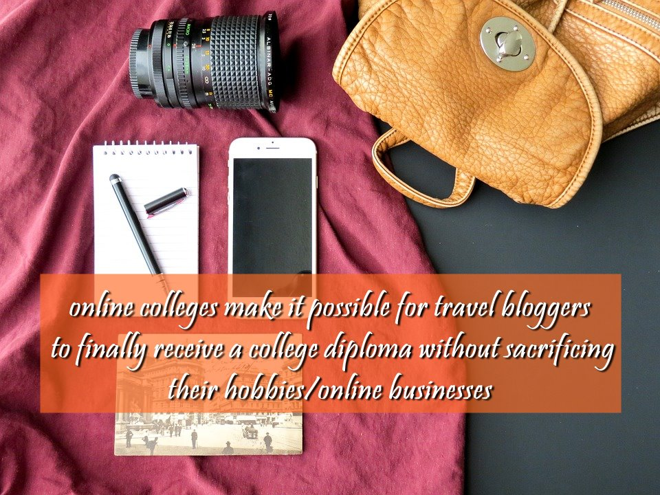THE BUSINESS SIDE OF BLOGGING | TRAVEL AROUND THE WORLD WHILE STUDYING