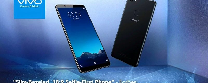 Vivo V7 Selfie Smartphone Launched in Bacolod City
