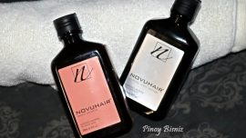 Novuhair Herbal Shampoo, Nature's Answer to Hair Loss