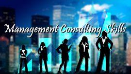 MANAGEMENT CONSULTING SKILLS