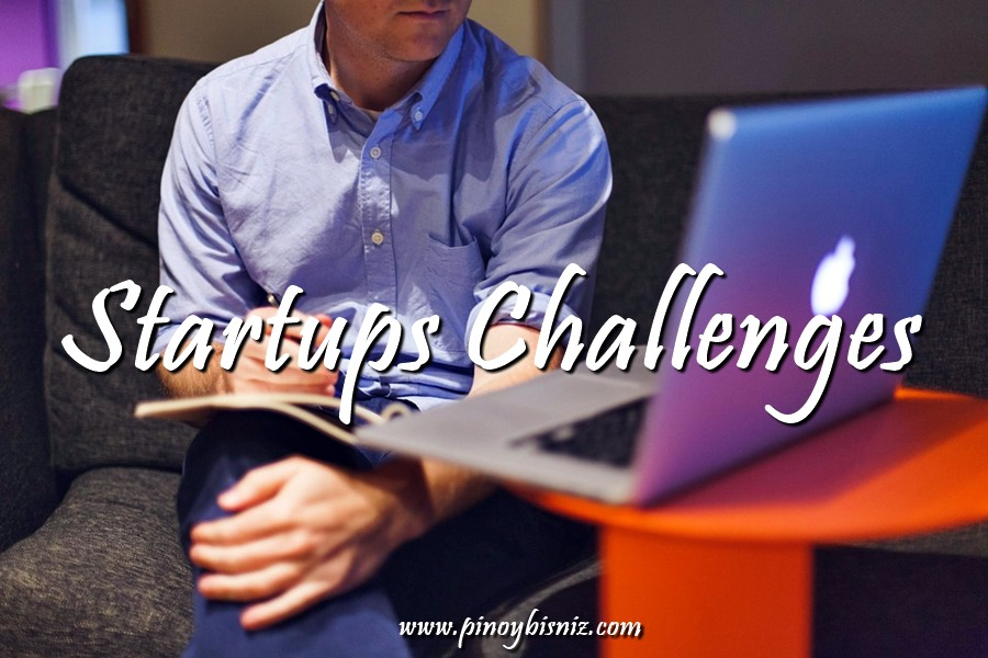 11 COMMON CHALLENGES OF STARTUPS