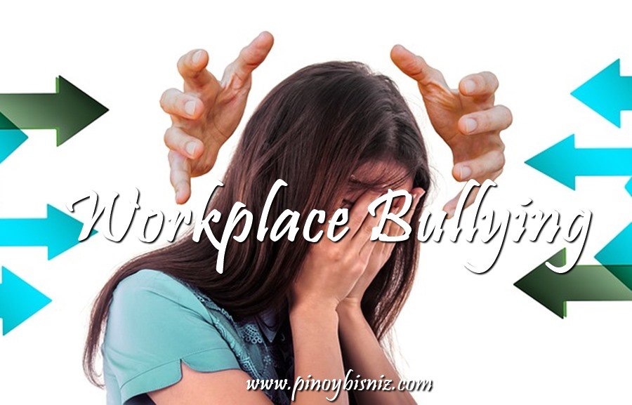 4 THINGS TO DO TO PROTECT YOURSELF FROM A WORKPLACE BULLY