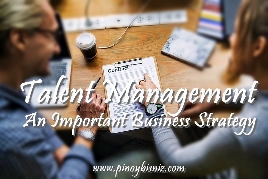 Talent Management: An Important Business Strategy