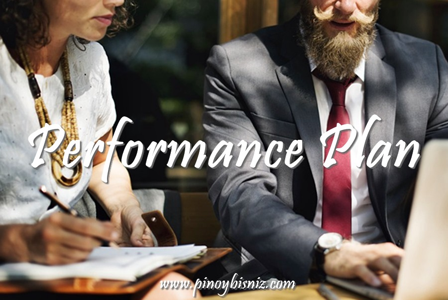Performance Plan: The Guide
