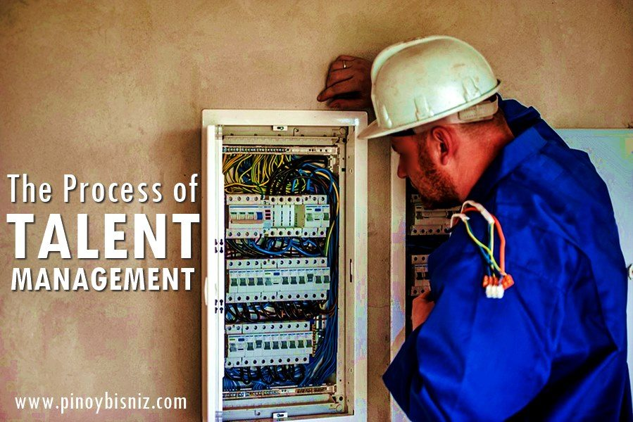 The Process of Talent Management
