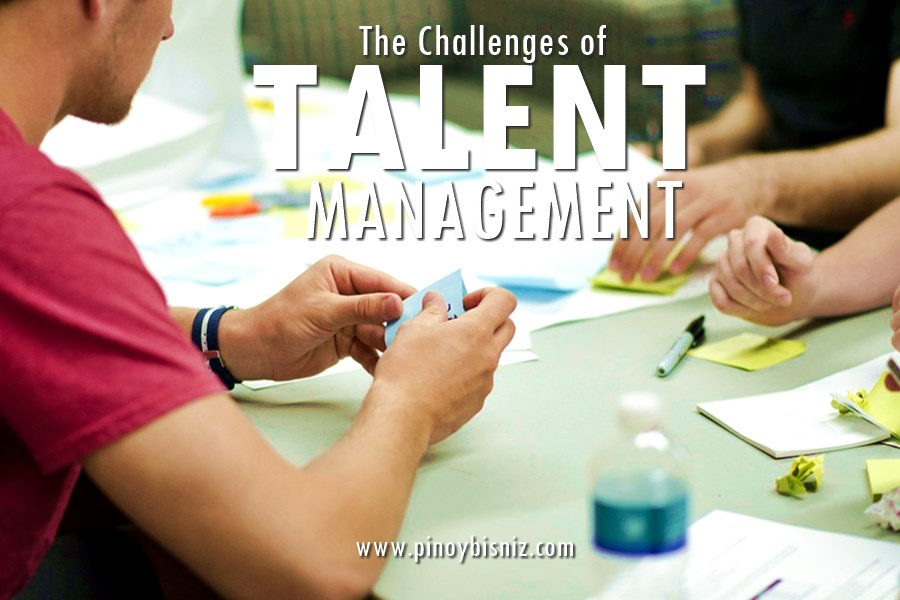 Challenges of Talent Management